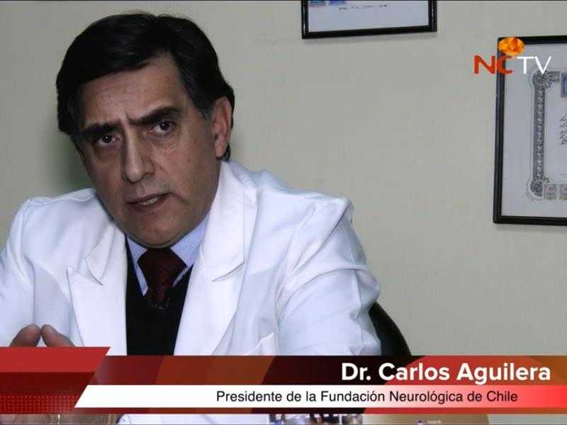 ELA y Células Madres – Carlos Aguilera